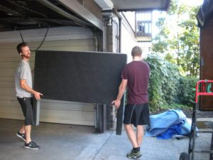 Furniture removalists St Clair